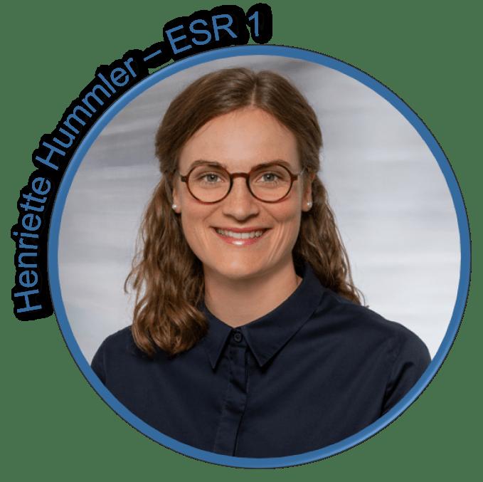 Henriette Hummler - ESR 1